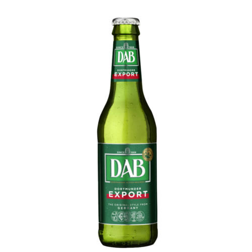 DAB Export Lager 330ml Germany